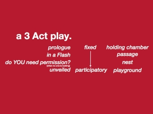 A 3-Act Play