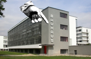 Number 23 THE Bauhaus