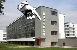 Number 23 THE Bauhaus